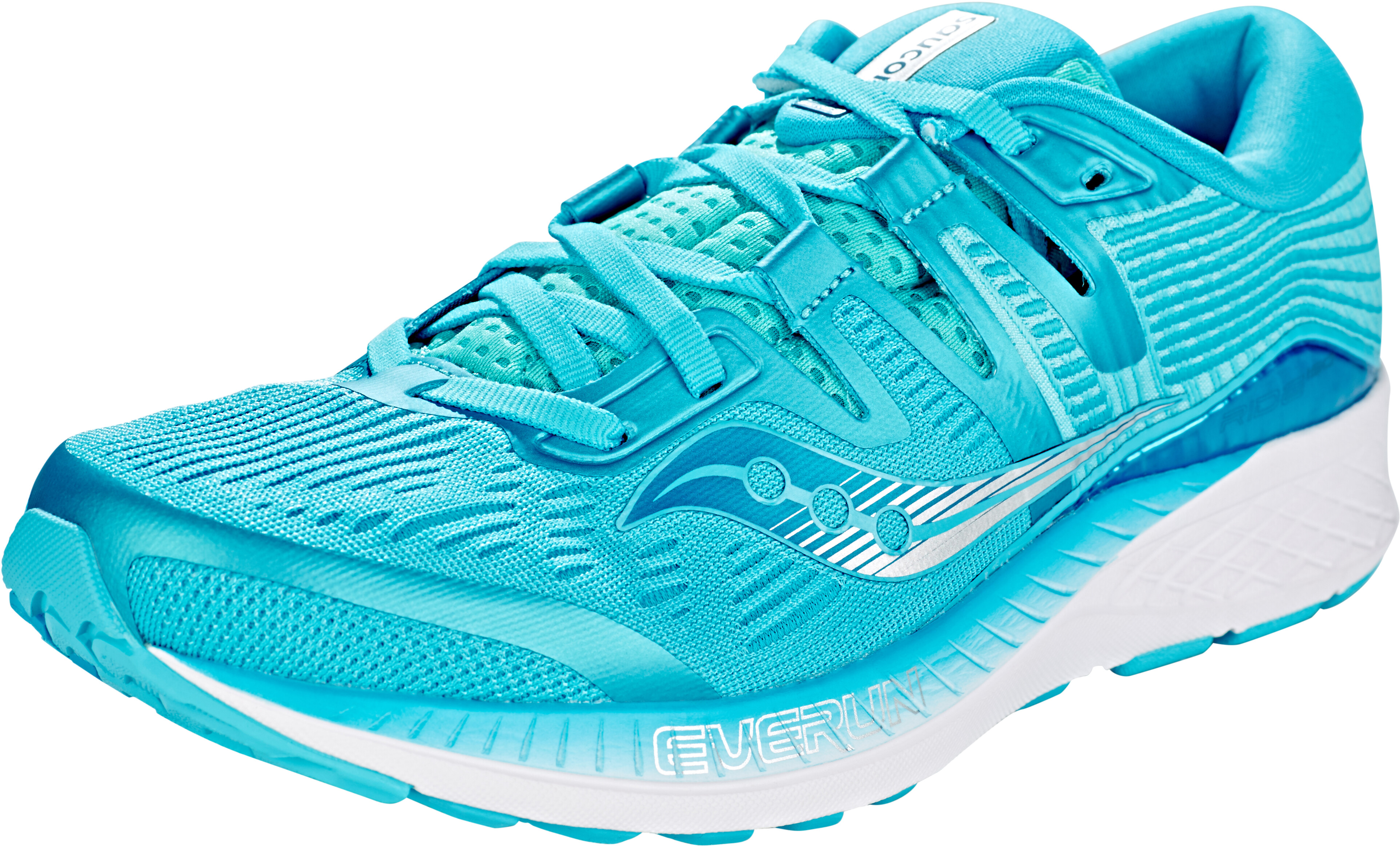 cea06edcfd0 saucony Ride ISO - Chaussures running Femme - turquoise - Boutique ...